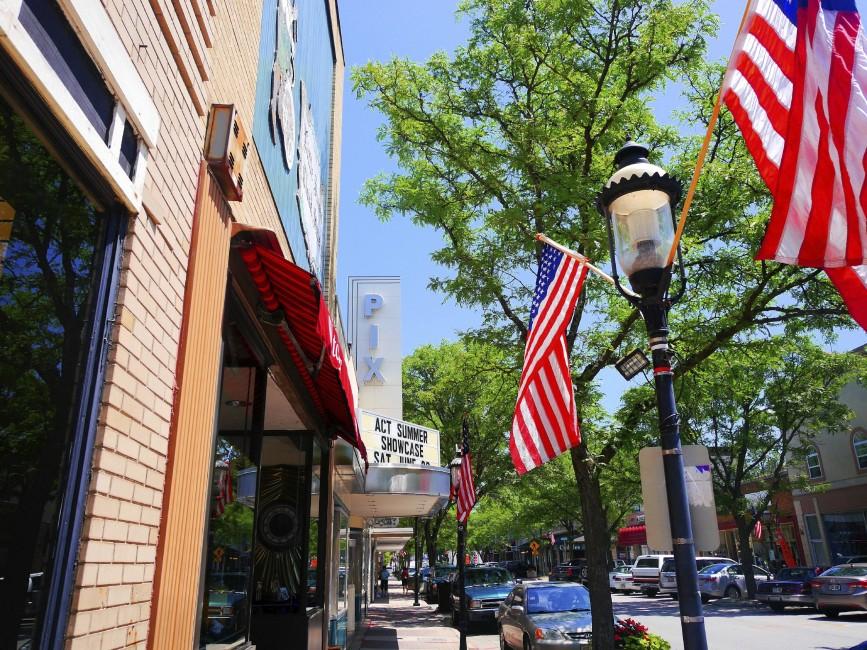 Main Street Waukesha